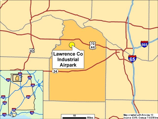 Lawrence Co Industrial Airpark